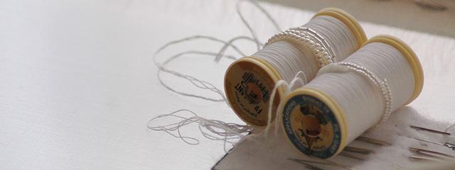手軽にオートクチュール刺繍を楽しむ為に