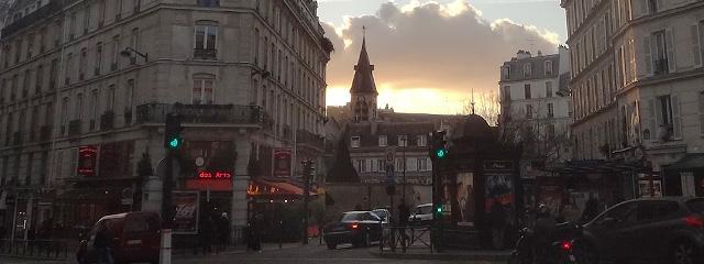 パリで覚えた「こんにちは」と「ありがとう」