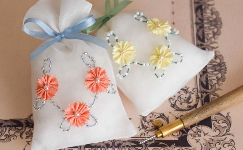 オートクチュール刺繍1dayレッスン!