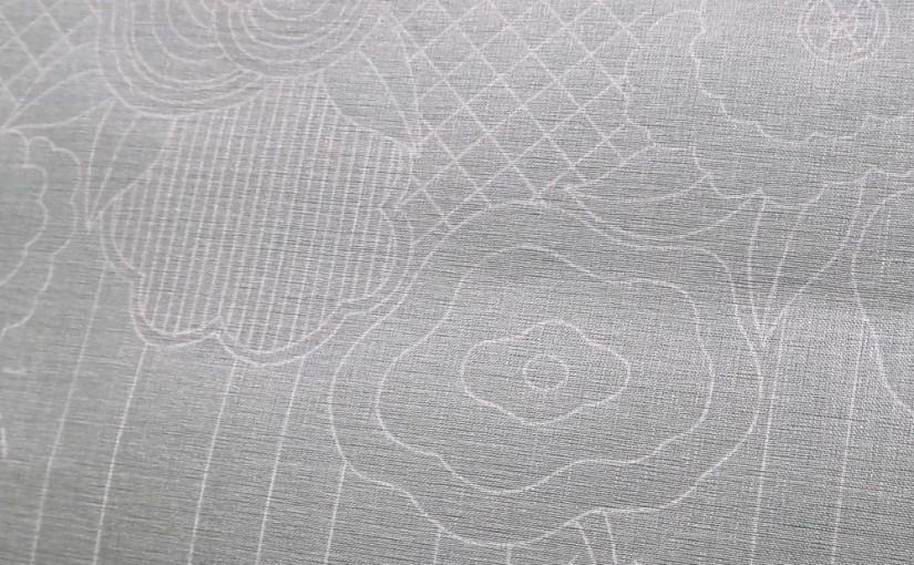 刺繍の図案の写し方