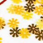 フランス製お花スパンコール