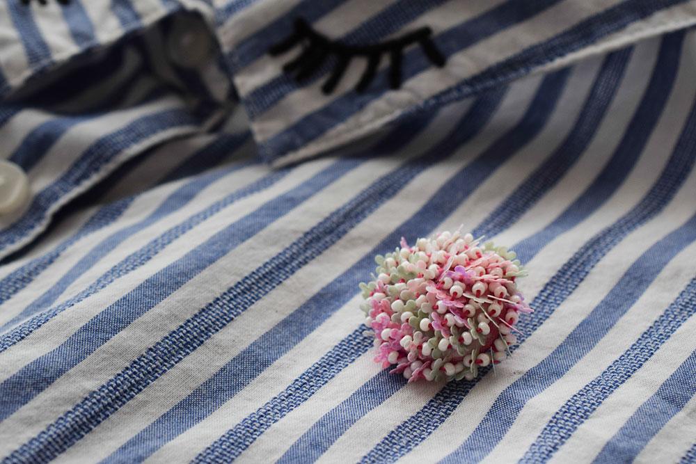 ビーズ刺繍のやり方29