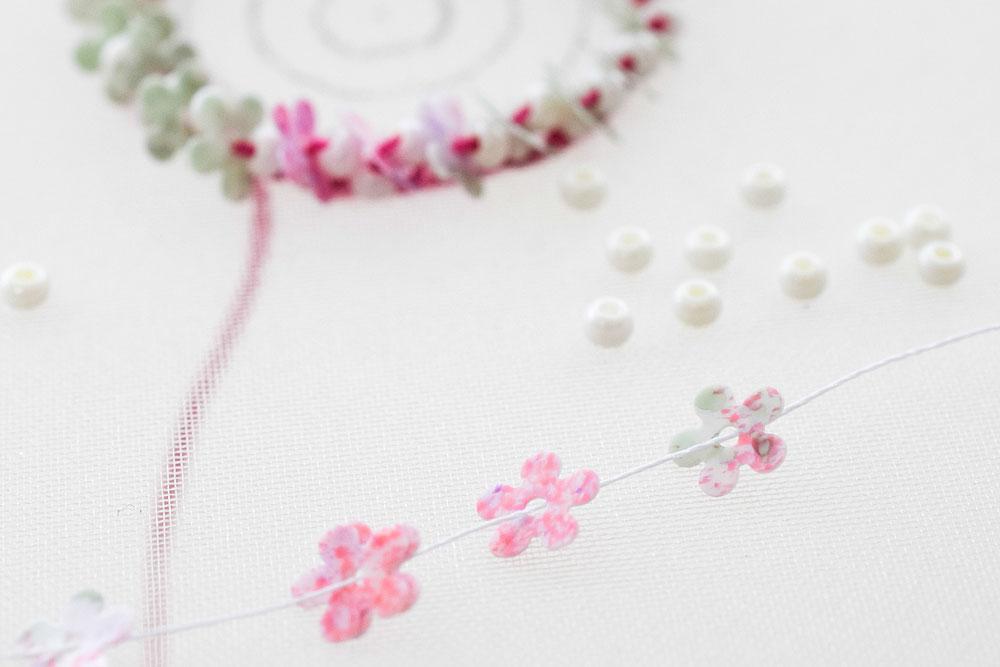 ビーズ刺繍のやり方7