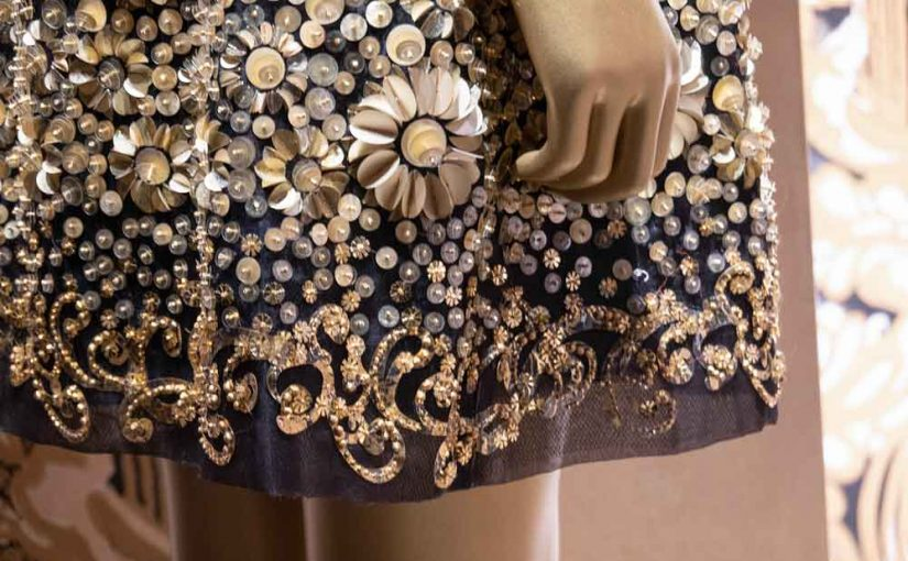 Chanel マドモアゼルプリヴェ展で見たオートクチュール刺繍