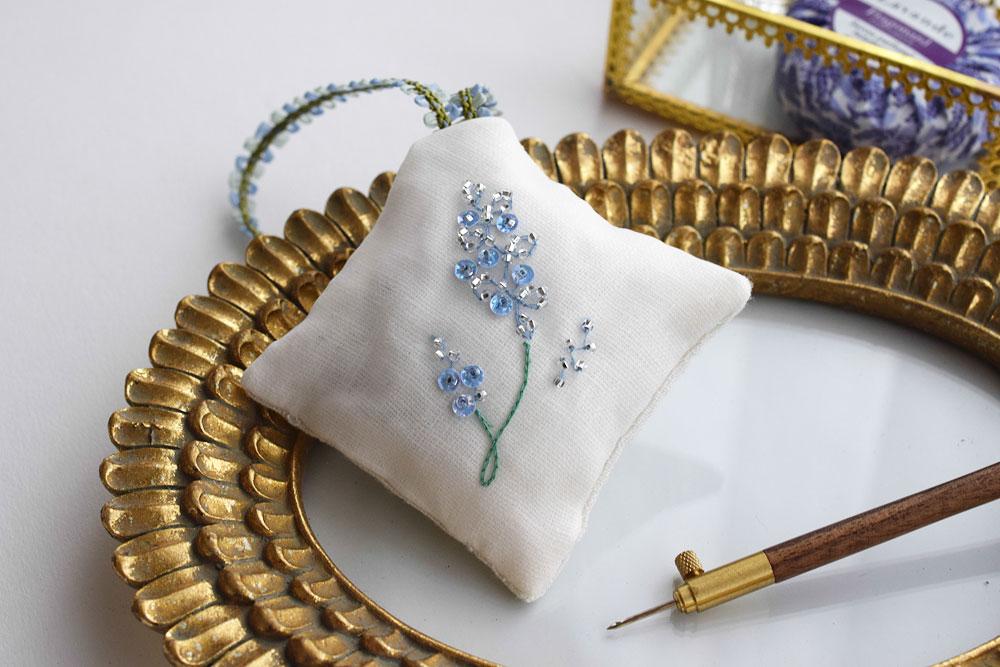 リュネビル刺繍レッスン大阪