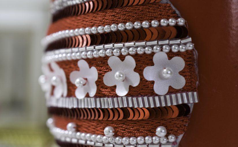 刺繍の使い道 – インテリアに取り入れる