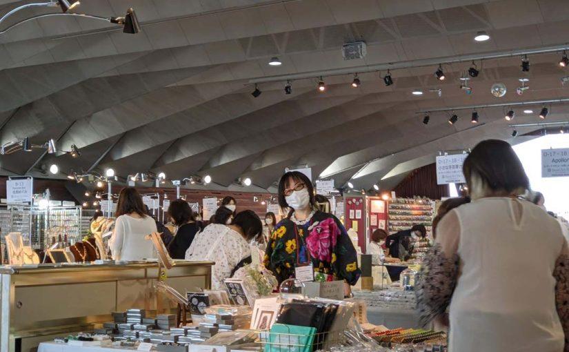 ビーズアートショー横浜 2021 春 を終えて vol.1